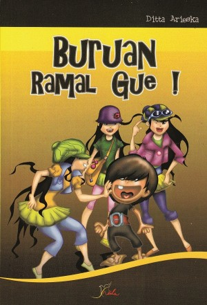 Buruan Ramal Gue! by Ditta Arieska from  in  category