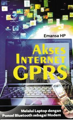 Akses Internet GPRS Melalui Laptop Dengan Ponsel Bluetooth Sebagai Modem