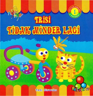 Petualangan 3 Sahabat 1 Trisi Tidak Minder Lagi by Tedi Siswoko from Andi publisher in Children category