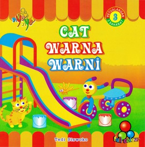 Petualangan 3 Sahabat 3 Cat Warna Warni by Tedi Siswoko from  in  category