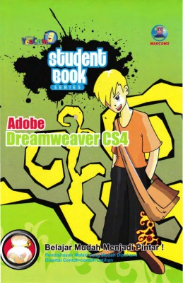 Student Book Series Adobe Dreamweaver CS4 by Madcoms from Andi publisher in Engineering & IT category