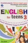 English For Teens 3, Fasih Bahasa Inggris Populer by Inez Santi from  in  category