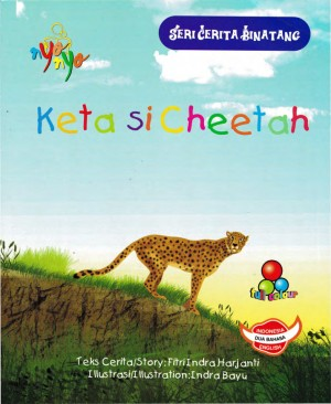 Seri Cerita Binatang Keta Si Cheetah by Fitri Indra Harjanti dan Indra Bayu from Andi publisher in Children category