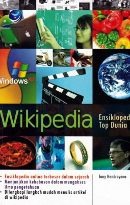 Wikipedia-Ensiklopedia Top Dunia by Tony Hendroyono from  in  category