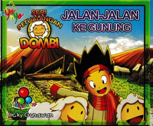 Seri Petualangan Dombi Jalan-Jalan Ke Gunung by Ricky Gunawan from Andi publisher in Children category