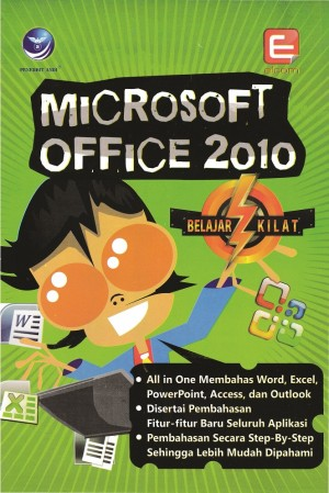Belajar Kilat Microsoft Office 2010 by Elcom from  in  category