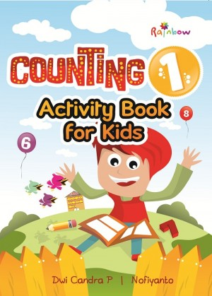 Counting 1, Activity Book For Kids by Dwi Candra P Dan Nofiyanto from  in  category