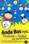 Anda Bos-nya, Facebook dan Twitter Staf Marketingnya by Elcom from  in  category