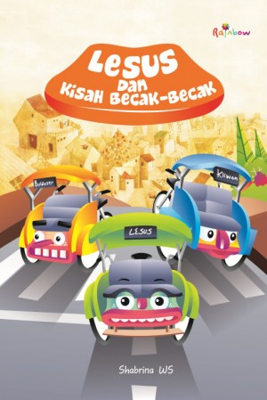 Lesus dan Kisah Becak-Becak by Shabrina from  in  category