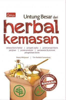 Untung Besar Dari Herbal Kemasan