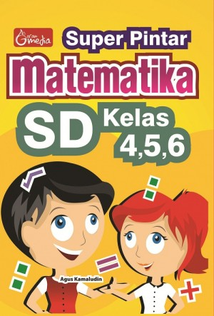 Super Pintar Matematika SD Kelas 4,5,6 by Agus Kamaludin from  in  category