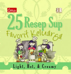 25 Resep Sup Favorit Keluarga by G-Media from  in  category