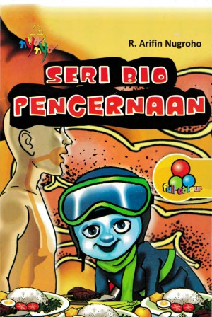 Seri Bio Pencernaan by R. Arifin Nugroho from Andi publisher in Science category