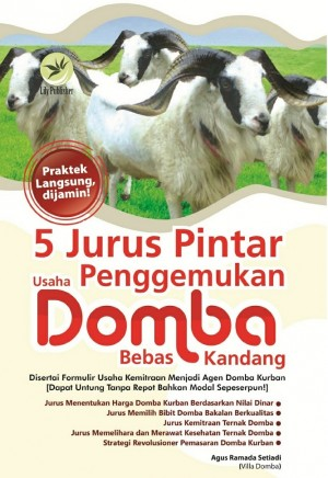 5 Jurus Penggemukkan Domba Bebas Kandang