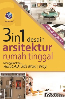 3 in 1 desain rumah by Mikael Sugianto from  in  category