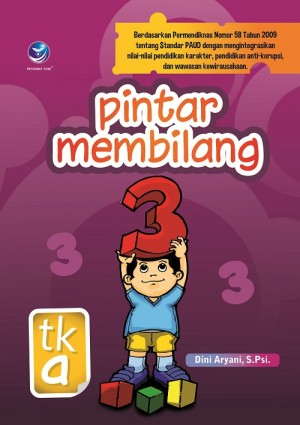 Pintar Membilang TK A by Dini Aryan, S.Psi. from  in  category