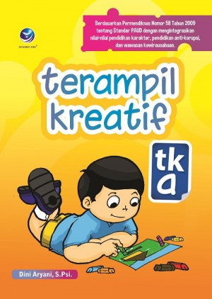 Terampil Kreatif-TK A by Dini Aryan, S.Psi. from Andi publisher in School Exercise category