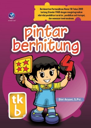 Pintar Berhitung-TK B by Dini Aryan, S.Psi. from Andi publisher in Children category