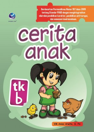 Cerita Anak TK-B by VM Anies Arwita, S. Pd from Andi publisher in Children category