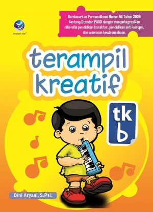 Terampil Kreatif-TKB by Dini Aryani, S.Psi. from  in  category
