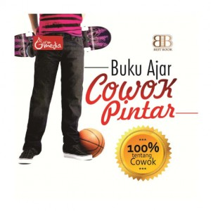 Buku Ajar Cowok Pintar, 100 persen Tentang Cowok by Bestbook from  in  category
