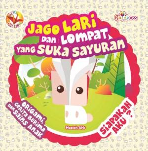 Seri ORIMA Jago Lari dan Lompat yang Suka Sayuran, Siapakah Aku by Haziah Ans from Andi publisher in Children category