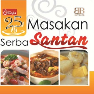 25 Masakan Serba Serba Santan by Garam Media from  in  category