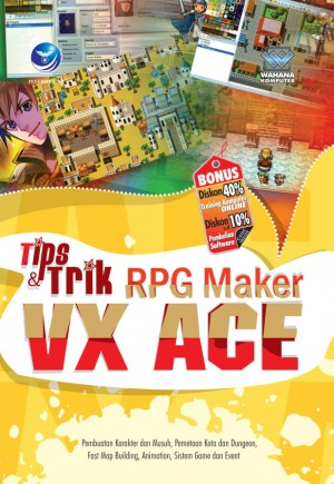 Tips dan Trik RPG Maker VX ACE by Wahana Komputer from  in  category
