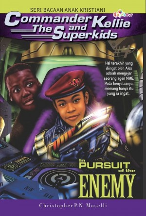 Comandan Kellie dan Superkids #4 by Christopher P. N. Maselli from  in  category
