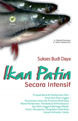 Sukses Budi Daya Ikan Patin Secara Intensif by Rahmat Rukmana from  in  category
