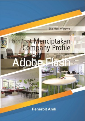 FlashBook Menciptakan Company Profile Dengan Adobe Flash