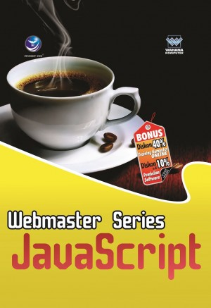 Webmaster Series - JavaScript by Wahana Komputer from  in  category