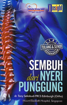 Seri Kesehatan Tulang Dan Sendi Sembuh Dari Nyeri Punggung by dr. Tony Setiabudi FRCS Edinburgh (Ortho) from Andi publisher in Family & Health category