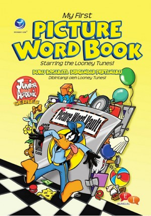 My First Picture Word Book - Starring the Looney Tunes