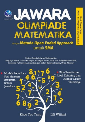 Jawara Olimpiade Matematika by Khoe Yao Tung Dan Lili Wiliani from  in  category