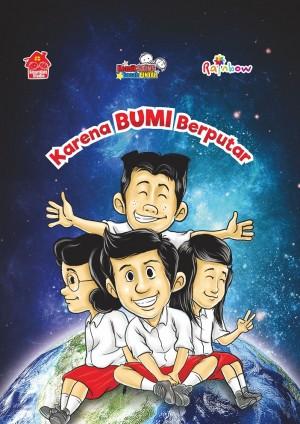 Komik Sains- Karena Bumi Berputar by SmartKids Studio from Andi publisher in Children category