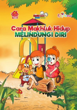 Komik Sains- Cara Makluk Hidup Melindungi Diri by SmartKids Studio from  in  category