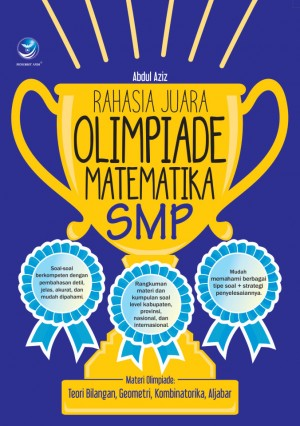 Rahasia Juara Olimpiade Matematika SMP by Abdul Aziz from  in  category