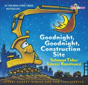 GoodNight by Sherri Duskey Rinker Dan Tom Lichtenheld from Andi publisher in Children category