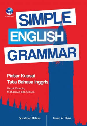 Simple English Grammar by Suratman Dahlan Dan Iswan A.Thais from  in  category