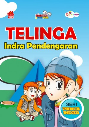 Komik Sains-Telinga Indra Pendengar by SmartKids Studio from  in  category