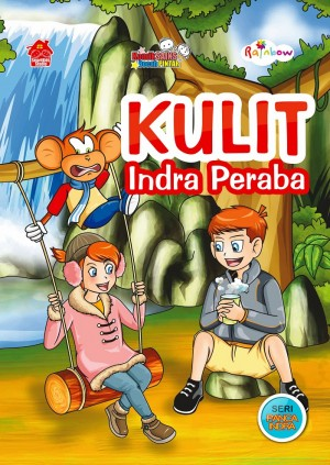Komik Sains- Kulit by SmartKids Studio from Andi publisher in Children category