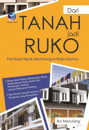 Dari Tanah Jadi RUKO by Rio Manullang from  in  category