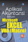 Aplikasi Akuntansi Dengan Microsoft Excel VBA (Macro) by Madcoms from  in  category