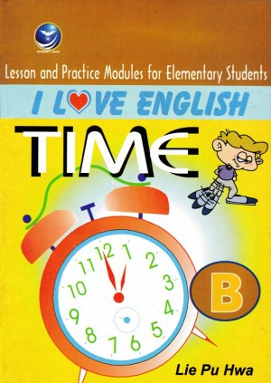 I Love English Time - B
