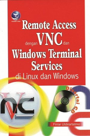 Remote Access Dengan VNC Dan Windows Terminal