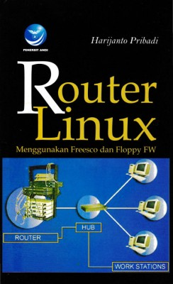 Router Linux Menggunakan Freesco Dan Floppy FW by Harijanto Pribadi from  in  category