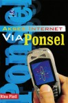 Akses Internet Via Ponsel by Rina Fiati from  in  category