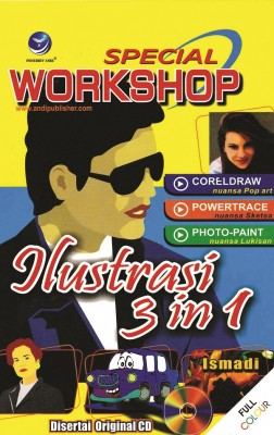 Ilustrasi Dengan 3 In 1 Special Workshop