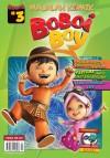 Majalah Komik BoBoiBoy Isu #3